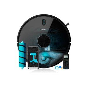 comprar Robot aspirador con mapeo láser