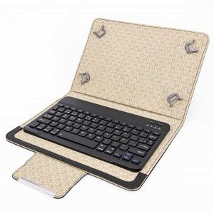 """Talius funda con teclado para tablet 10"""" CV-3007 bluetooth"""