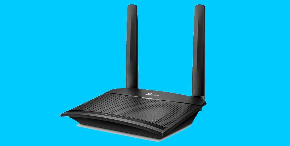 TP-Link lanza TL-MR100, el router Wi-Fi 4G LTE de 300 Mbps