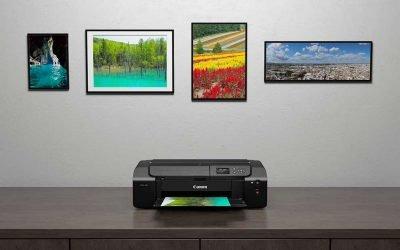 PIXMA PRO-200, una vibrante impresora fotográfica A3+ para los más creativos