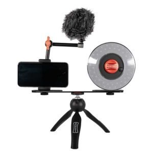 comprar kit forografia video vlogging
