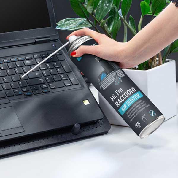 limpia teclados aire comprimido
