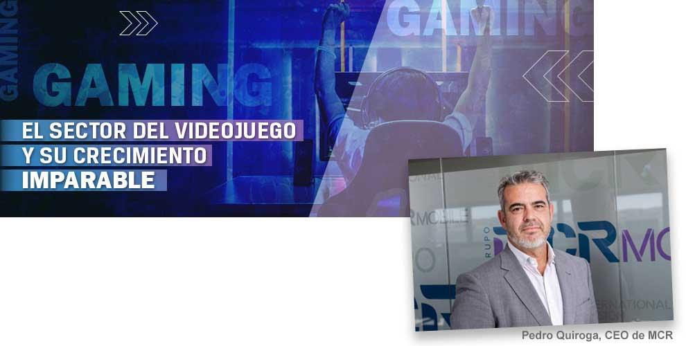 crecimiento en el sector del videojuego