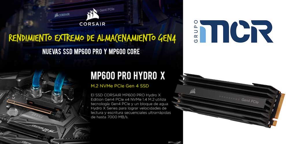 precio mayorista SSD Corsair