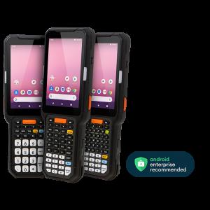 captura de datos 4G point mobile