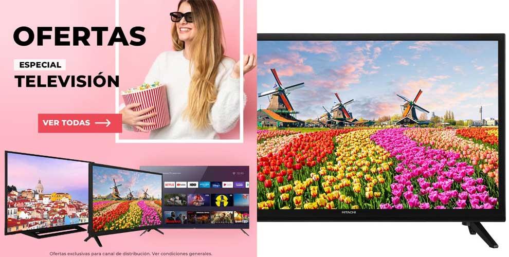 Promoción televisores en Megasur