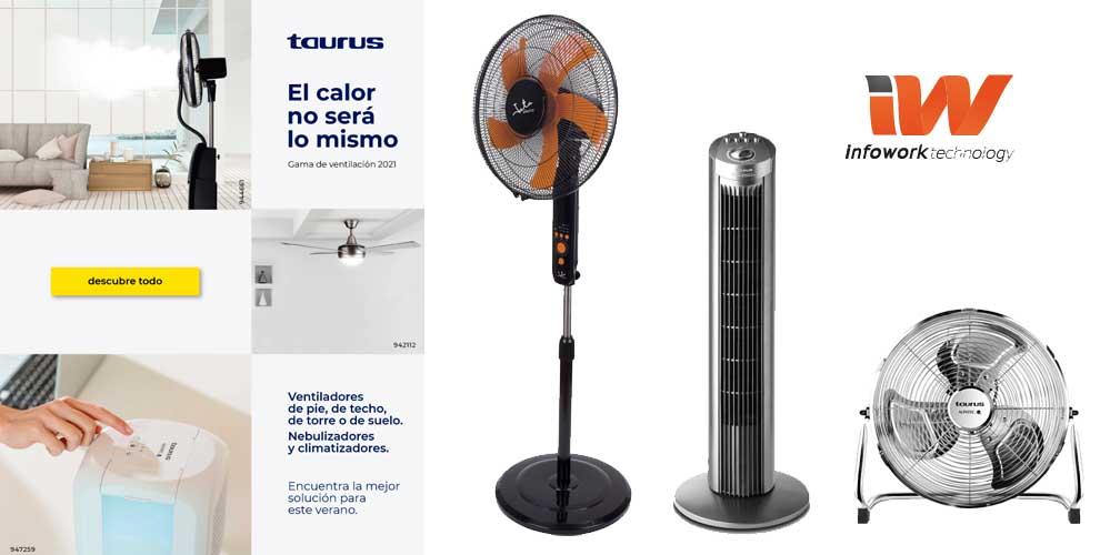 mejor precio mayorista ventiladores