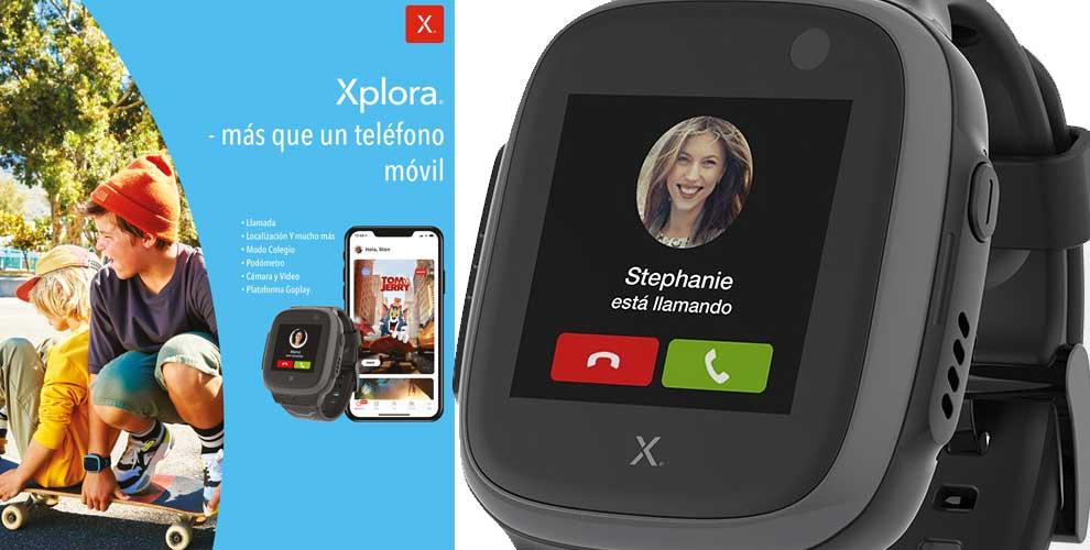 Xplora, más que un teléfono móvil