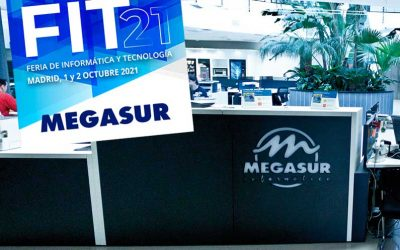 Informática Megasur celebra el FIT 21